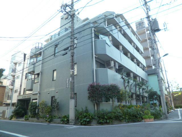 スカイコート新宿第7外観