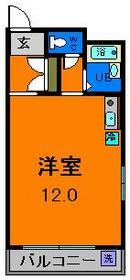 お部屋が広く、バス・トイレ別でこの家賃!!