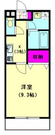 SAKURA RESIDENCE 206号室