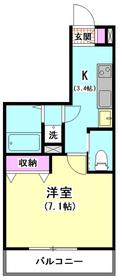 メゾン・ロートス 202号室