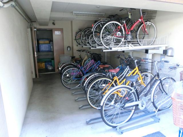 スカイコート板橋第3駐車場