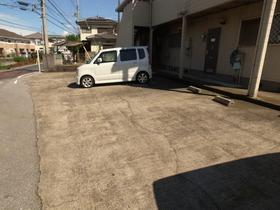 嬉しい敷地内駐車場☆