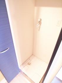 洗濯機はもちろん室内おきです☆