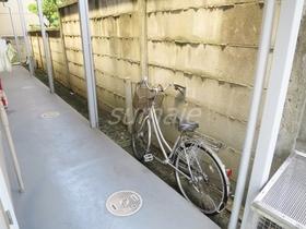 駐輪スペースもございます!!