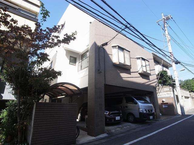 ウェスティン駒沢の外観画像
