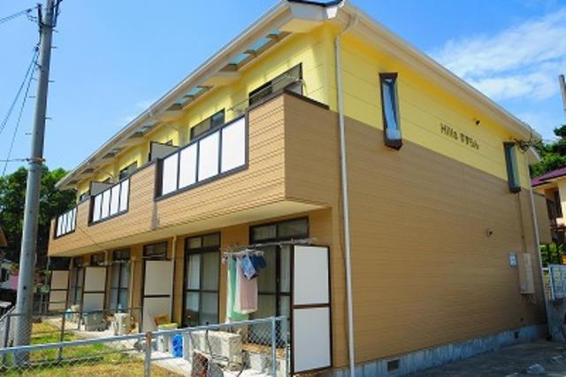 神戸市北区山田町 小部字大東の賃貸アパート