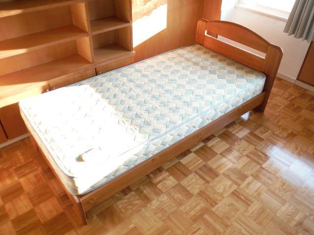 ベッド付き