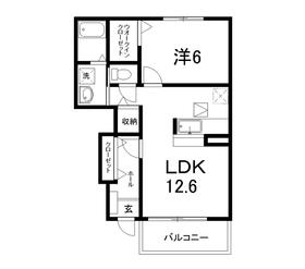 アパート/高知県高知市朝倉丙1706 Image