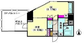 レジデンス羽田 705号室