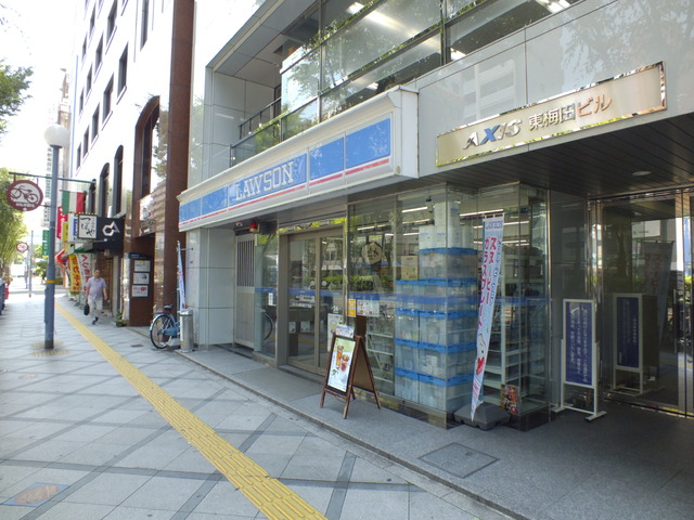 ローソン 西天満三丁目店
