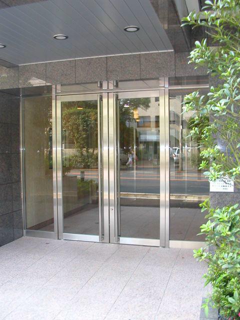 スカイコート神楽坂壱番館エントランス