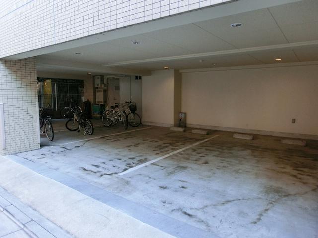 スカイコート東陽町WEST駐車場