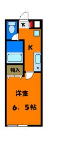 バス・トイレ別の入門タイプ!