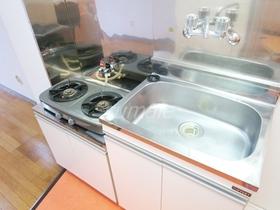 キッチンはこんな感じです!