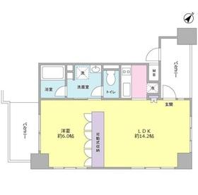 MODERNO 502 42.68m2 502号室