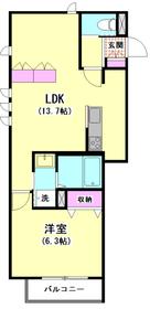 プリメーラ矢口 302号室