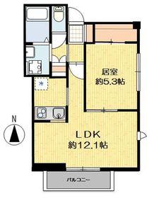 ラ・ルーチェ 202号室