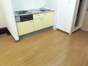 キッチンも十分な広さです!