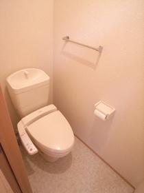 嬉しいウォシュレット付きの洋式トイレ☆