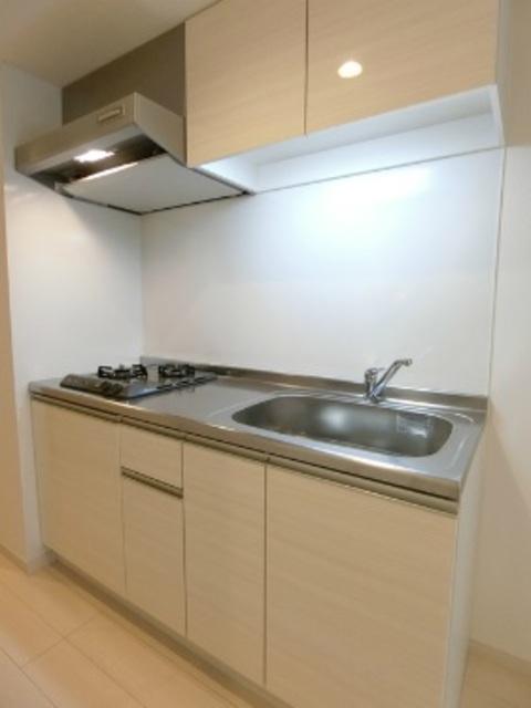 キッチン※同施工会社新築物件の写真です。