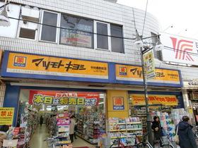 マツモトキヨシ中村橋駅前店