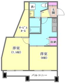 ベルケン北馬込 L1号室