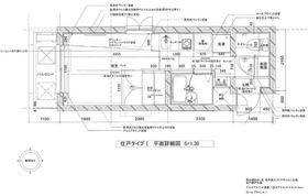 桜新町駅 徒歩13分4階Fの間取り画像