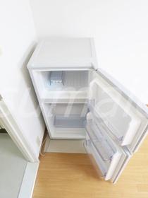 冷蔵庫も完備です!