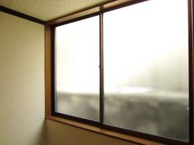 大きな窓のある洋室♪