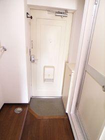 玄関・・・それは必ず通る場所・・