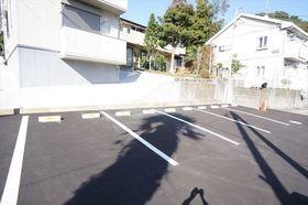敷地内駐車場(入口が狭い為、小型車推薦)
