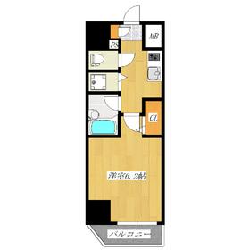 風呂トイレ別・室内洗濯機置場・2口システムキッチンと充実の設備♪