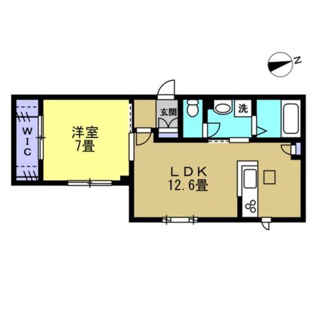 LDK12.6帖・洋室7帖
