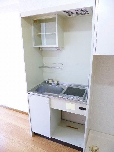 キッチンも電気からIHコンロへ♪