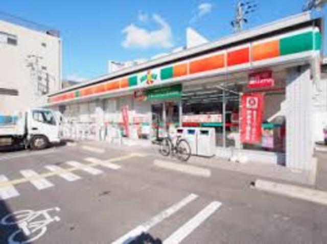 サンクス神戸長田二葉町店