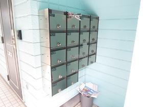 メールボックス完備☆