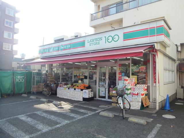 ローソンストア100船橋大神宮店