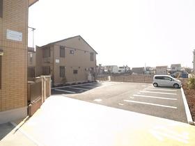 駐車場は敷地内☆