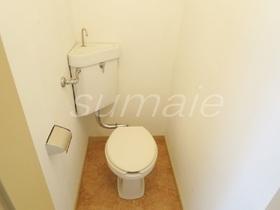 清潔感あるトイレです☆