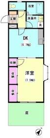 メゾン南馬込51 105号室