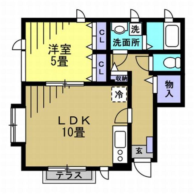 LDK10 洋5