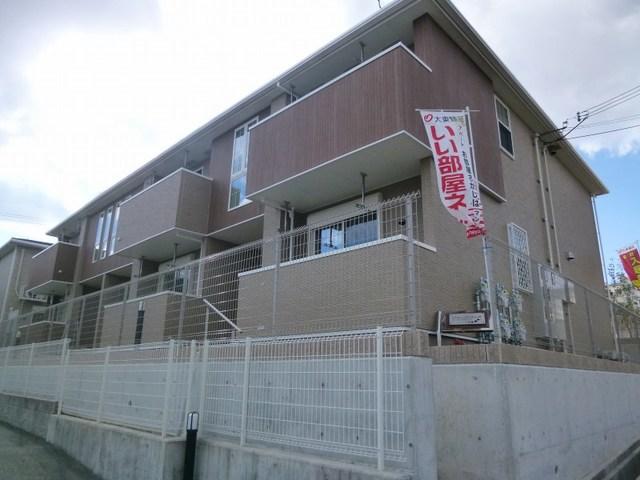 神戸市北区上津台2丁目の賃貸アパート