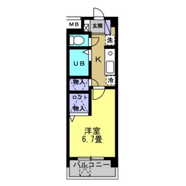 K/洋6.7 ロフト