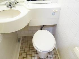水洗トイレです♪