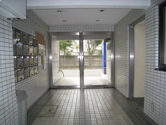 スカイコート西横浜2エントランス