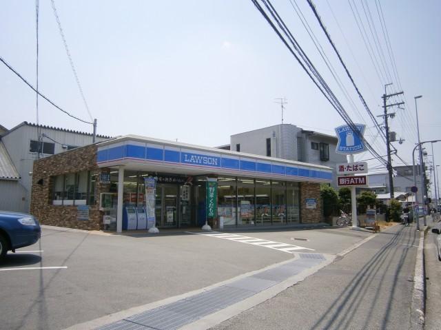 ローソン瀬川店