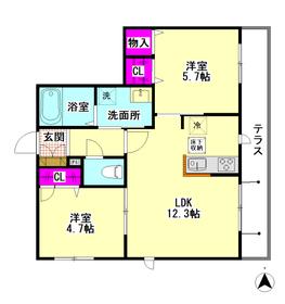 仮)大田区萩中3丁目シャーメゾン 101号室