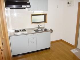 キッチンスペースがとても広いです