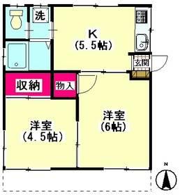 ルシエル・S 101号室