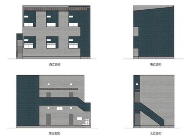 神戸市長田区御蔵通3丁目の賃貸アパート